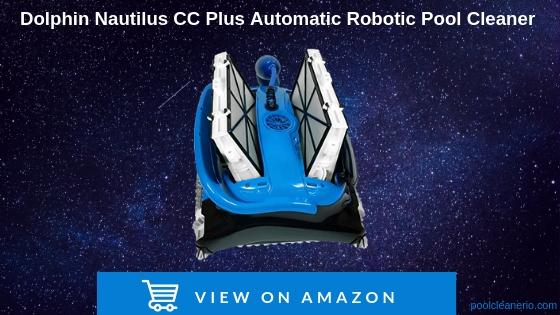 Dolphin Nautilus CC Plus Automatic Robotic Pool Cleaner Review