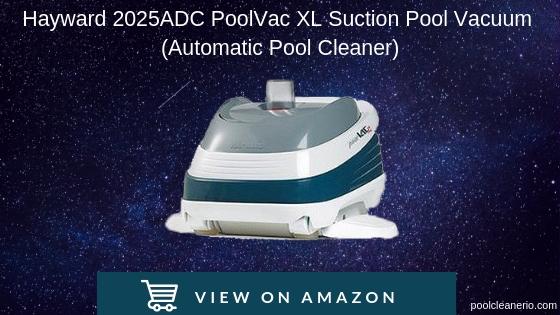 Hayward 2025ADC PoolVac XL Suction Pool Vacuum (Automatic Pool Cleaner)
