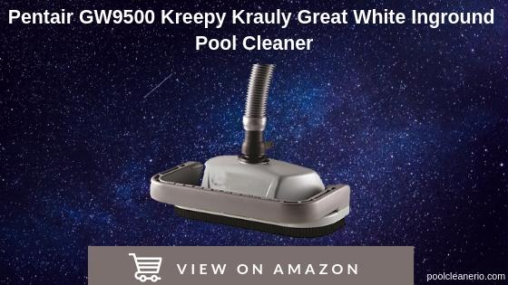 PENTAIR GW9500 INGROUND POOL CLEANER